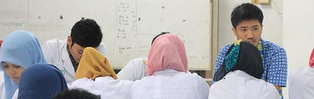 Fasilitas Pendukung Lengkapdidukung oleh laboratorium penelitian dan laboratorium komputer dengan peralatan lengkap
